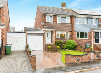 Thumbnail 3 bed semi-detached house for sale in Banbury Avenue, Sholing, Southampton