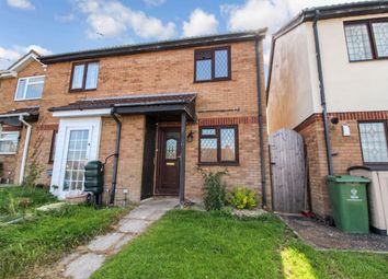 Thumbnail 2 bed end terrace house to rent in Ramsthorne Close, Woodhall Park, Swindon