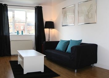Thumbnail 1 bed flat to rent in Donald Woods Gardens, Tolworth, Surrey