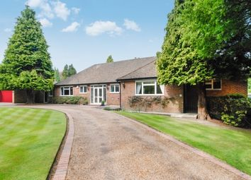 Thumbnail 4 bed detached bungalow for sale in Highland Road, Badgers Mount, Sevenoaks