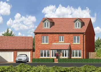 Thumbnail 5 bed detached house for sale in Orchard House New Dawn View, Off Stroud Road, Gloucester