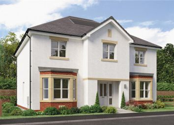 "Thumbnail 5 bedroom detached house for sale in ""Chichester"" at Red Deer Road, Cambuslang, Glasgow"