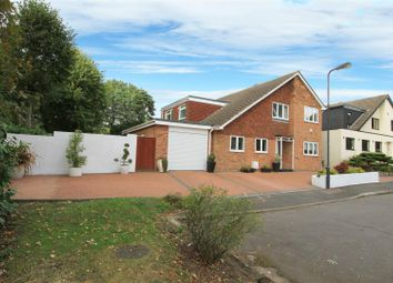 Thumbnail 5 bed detached house for sale in Meadway Close, Pinner