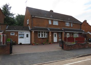 Thumbnail 3 bed semi-detached house for sale in Elm Gardens, Lichfield