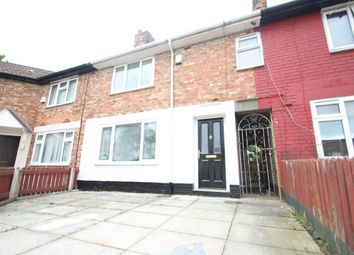 Thumbnail 3 bed terraced house to rent in Snowberry Road, Liverpool