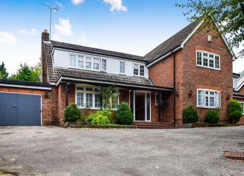 Thumbnail 5 bed detached house for sale in Silverthorn Drive, Hemel Hempstead