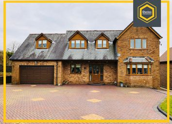 Thumbnail 5 bed detached house for sale in Pen-Y-Mynydd, Llanelli