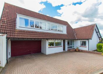 Thumbnail 5 bed detached house for sale in Greenacre, Creigiau, Cardiff