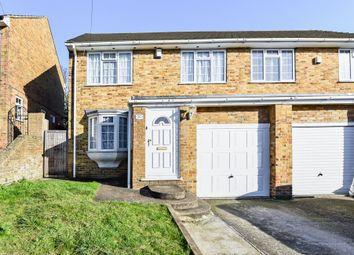 Goddington Road, Strood, Rochester, Kent ME2. 3 bed semi-detached house for sale