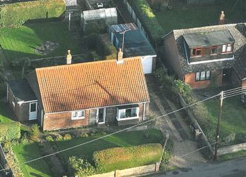 Thumbnail 2 bedroom bungalow for sale in Creake Road, Sculthorpe
