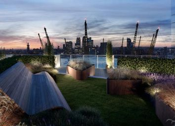 Thumbnail 1 bed flat for sale in Upper Riverside, London