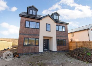Thumbnail 5 bed detached house for sale in Hilltop, Arncliffe Rise, Oldham, Greater Manchester