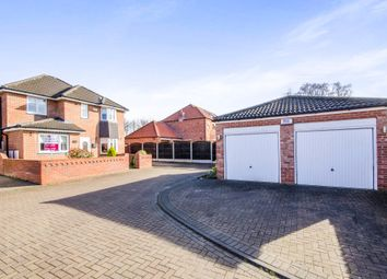 Thumbnail 4 bed detached house for sale in Kingfisher Way, Thorne, Doncaster