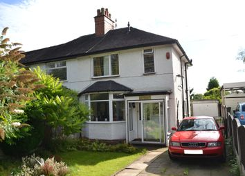Thumbnail 2 bed semi-detached house for sale in Newcastle Road, Clayton, Newcastle-Under-Lyme