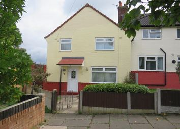 Thumbnail 3 bed end terrace house for sale in Cherry Crescent, Winsford