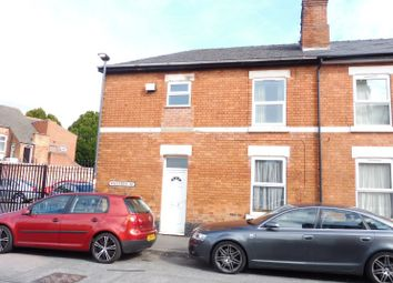 Thumbnail 2 bed end terrace house for sale in Whiston Street, Derby, Derbyshire