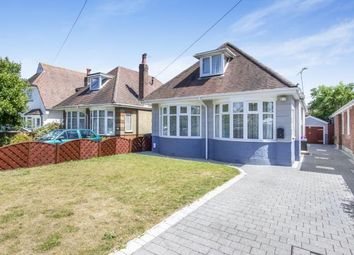Thumbnail 3 bedroom bungalow for sale in Muscliff, Bournemouth, Dorset