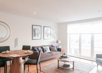 Thumbnail 1 bedroom flat to rent in Bradstowe House, Headstone Road, Harrow, London, Harrow