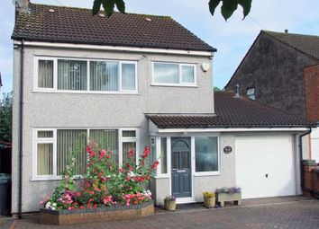 3 bed detached house for sale in Badminton Road, Coalpit Heath BS36