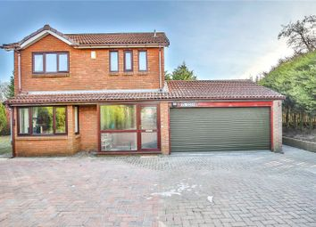 Thumbnail 4 bed detached house for sale in Nine Arches, Penybont, Tredegar, Gwent