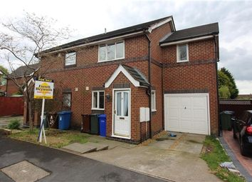 Thumbnail 3 bed property for sale in Lakeland Gardens, Chorley