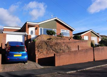 Thumbnail 3 bed detached bungalow for sale in Frobisher Road, Exmouth