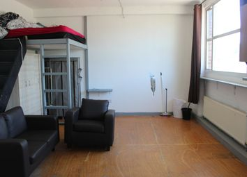 Thumbnail Studio to rent in Rendlesham Road, London