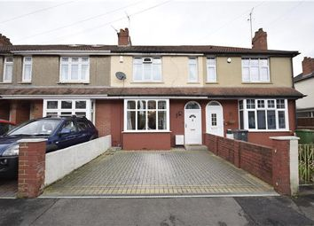 Thumbnail 3 bed terraced house for sale in Clarence Avenue, Bristol