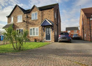 3 bed semi-detached house for sale in Marbury Park, Kingswood, Hull, East Yorkshire HU7