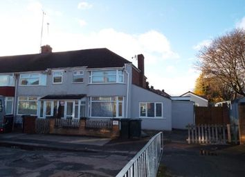 Thumbnail 5 bed end terrace house for sale in Morland Road, Holbrooks, Coventry, West Midlands