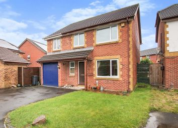 Thumbnail 4 bed detached house for sale in Summers Mead, Yate, Bristol