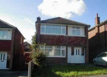 Thumbnail 3 bed detached house to rent in Cuillin Close, Rise Park, Nottingham
