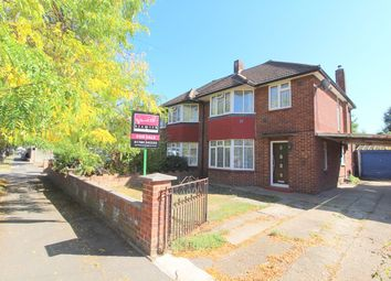 Thumbnail 3 bed semi-detached house for sale in Clare Road, Stanwell