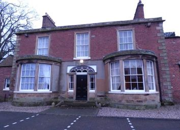 Thumbnail 1 bed flat to rent in Flat 4, Coledale Hall, Newtown Road, Carlisle