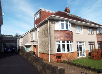 5 bed semi-detached house for sale in 54 Mayals Avenue, Mayals, Swansea SA3
