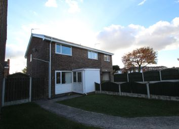 Thumbnail 2 bed semi-detached house for sale in Upperfield Road, Rotherham