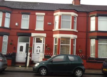 Thumbnail 3 bed terraced house to rent in Laird Street, Birkenhead