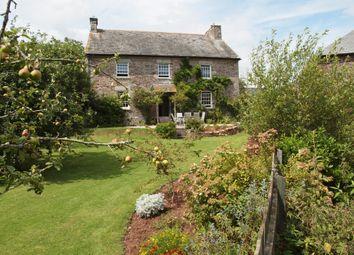 Thumbnail 6 bedroom farmhouse for sale in Collaton Cross, Newton Ferrers, Devon