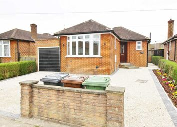 Thumbnail 2 bed detached bungalow to rent in Hillside Avenue, Borehamwood, Herts