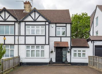 Thumbnail 3 bed semi-detached house for sale in Delamere Gardens, Mill Hill, London
