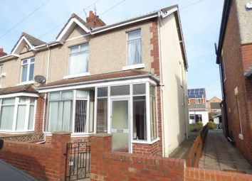 Thumbnail 3 bedroom semi-detached house for sale in Plessey Avenue, Blyth