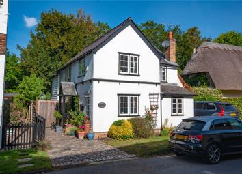 Thumbnail 3 bed detached house for sale in Wickham Cottage, Church Lane, Much Hadham, Hertfordshire