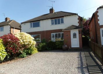 Thumbnail 3 bed semi-detached house for sale in Iris Avenue, Birstall, Leicester, Leicestershire