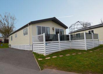 Thumbnail 2 bedroom property for sale in Golden Sands Holiday Park, Week Lane, Dawlish Warren