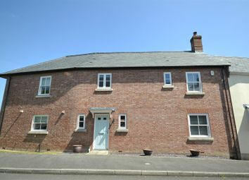 Thumbnail 3 bed terraced house for sale in Haydon Hill Close, Charminster, Dorchester