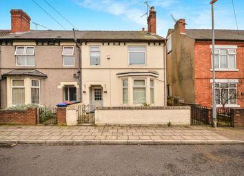 Thumbnail 4 bed end terrace house for sale in Howard Street, Sutton-In-Ashfield, Nottinghamshire, Notts