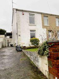 Thumbnail 2 bedroom semi-detached house for sale in Mansel Road, Swansea, West Glamorgan
