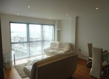 Thumbnail 2 bed flat to rent in William Jessop Way, Liverpool