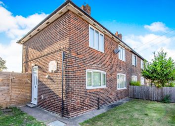 Thumbnail 3 bedroom semi-detached house for sale in Lincoln Street, New Rossington, Doncaster
