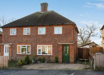 Thumbnail 2 bed semi-detached house for sale in Newcome Road, Farnham